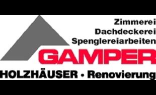Logo von Gamper Holzbau - Bauprojekt GmbH