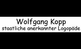 Logo von Kopp Wolfgang Logoädische Praxis