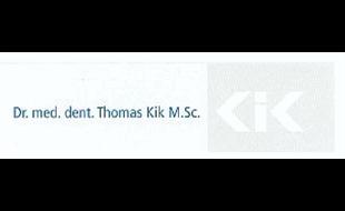 Logo von Dr.med.dent. Thomas Kik M.Sc., M.Sc. & Kollegen