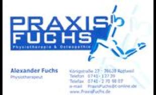 Logo von Fuchs Physiotherapie