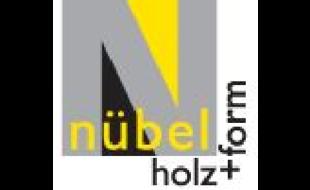Logo von Nübel holz + form