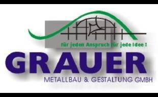 Logo von Grauer Metallbau & Gestaltung GmbH