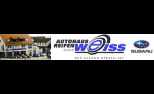 Logo von Autohaus Reifen Weiss GmbH