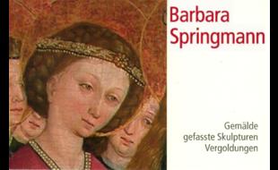 Springmann Barbara Diplom-Restauratorin