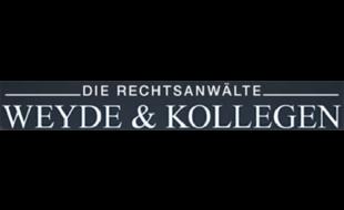 Logo von Anwaltskanzlei Weyde & Kollegen