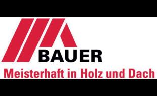 Bild zu Bauer GmbH Holzbau und Bedachungen in Beilstein in Württemberg