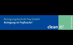 Logo von Frey Reinigungstechnik GmbH