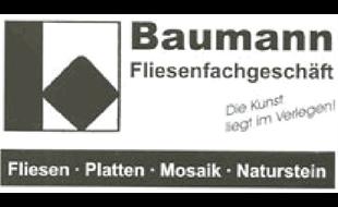 Logo von Baumann Fliesenfachgeschäft