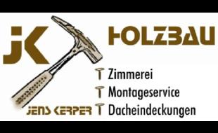 Logo von Holzbau Jens Kerper