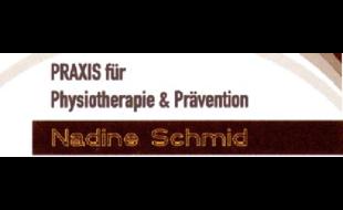 Nadine Schmid Praxis für Physiotherapie & Prävention