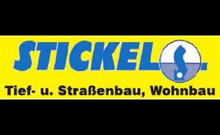 Logo von Stickel Bauunternehmung