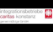 Logo von Intergrationsbetriebe Caritas Konstanz gGmbH