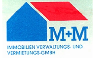 Logo von M + M Immobilienverwaltungs- und Vermietungs GmbH