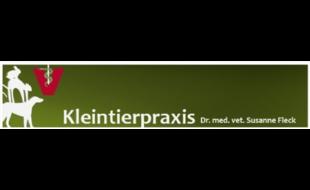 Logo von Fleck Susanne Dr.med.vet., Kleintierpraxis