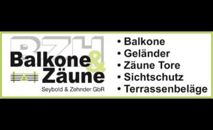 Bild zu BZH - Balkone & Zäune Seybold u. Zehnder GbR in Köngen