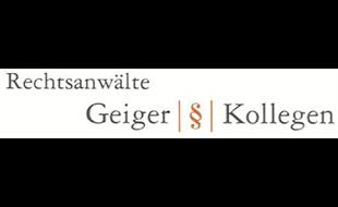 Logo von Anwalt Geiger & Kollegen