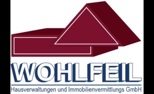 Logo von Hauverwaltung Wohlfeil GmbH