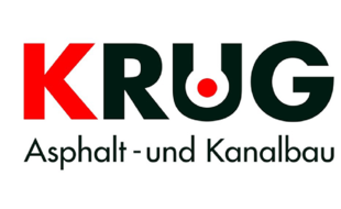 Logo von Asphalt & Kanalbau Krug