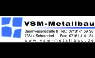 Bild zu VSM - Metallbau in Schorndorf
