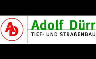 Logo von Baugeschäft Adolf Dürr GmbH & Co.