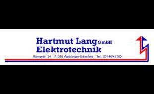 Logo von Hartmut Lang GmbH