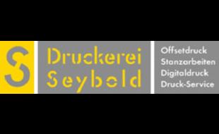 Logo von Druckerei Seybold