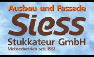 Logo von Siess Stukkateur GmbH