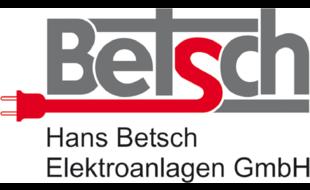 Logo von Betsch Hans Elektroanlagen GmbH