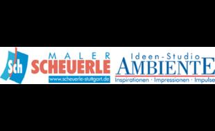 Logo von Maler Scheuerle GmbH Ideen Studio