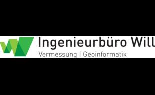 Logo von Ingenieur Will Vermessungsbüro | Geoinformatik Öffentlich bestellter Vermessungsingenieur
