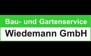 Logo von Bau- und Gartenservice Wiedemann GmbH