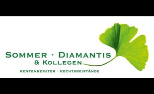 Logo von Sommer, Diamantis & Kollegen - Rentenberater