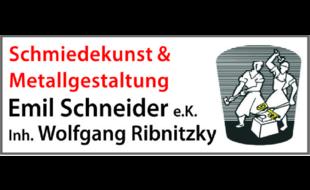 Logo von Emil Schneider e.K. Schmiedekunst, Metallgestaltung, Inh. W. Ribnitzky
