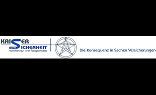 Logo von KAISER SICHERHEIT