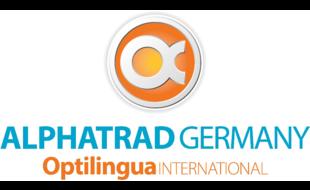 Logo von ALPHATRAD Stuttgart Übersetzungen