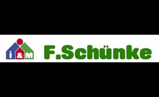 F. Schünke Baustoffe, Baumaschinen, Mietpark, Mietkranservice