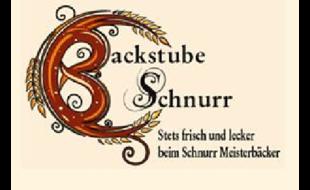 Logo von Backstube Schnurr, stets frisch und lecker beim Schnurr Meisterbetrieb
