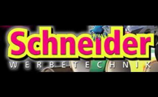 Logo von Schneider Werbetechnik