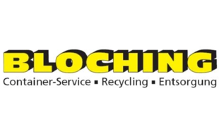 Abfallentsorgung, Containerservice, Recycling, Entsorgung, Bloching GmbH
