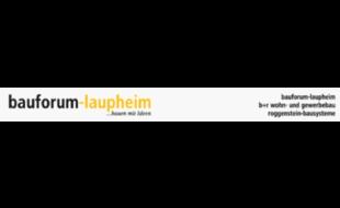 Logo von Bauforum - Laupheim