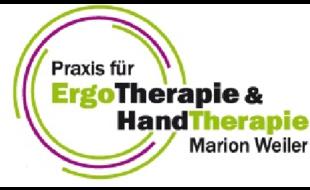 Logo von Praxis für Ergotherapie & Handtherapie Marion Weiler