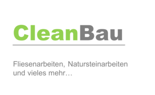Bild zu CleanBau GmbH in Essingen in Württemberg