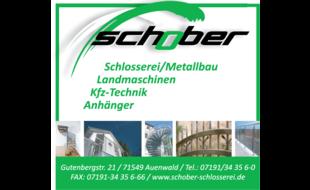 Schober Metallbau - Schlosserei