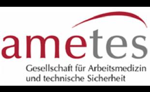 Logo von ametes Gesellschaft für Arbeitsmedizin und technische Sicherheit