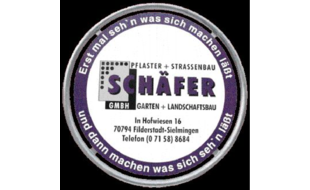 Schäfer GmbH Pflaster & Straßenbau