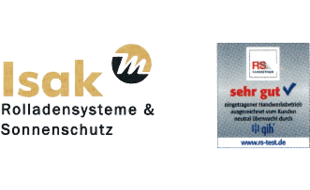 Logo von Isak Rolladen/Jalousien Reparatur- u. Montagebetrieb