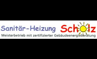 Logo von Sanitär-Heizung Scholz