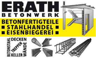 ERATH Betonwerk Betonfertigteile Baustahl GmbH
