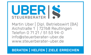 Bild zu Uber Martin in Altenburg Stadt Reutlingen