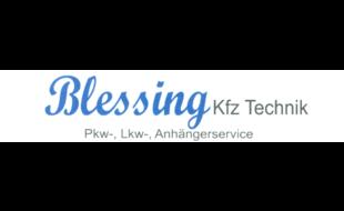 Logo von Blessing Kfz-Technik